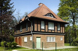Kutscherhaus in Berlin-Zehlendorf